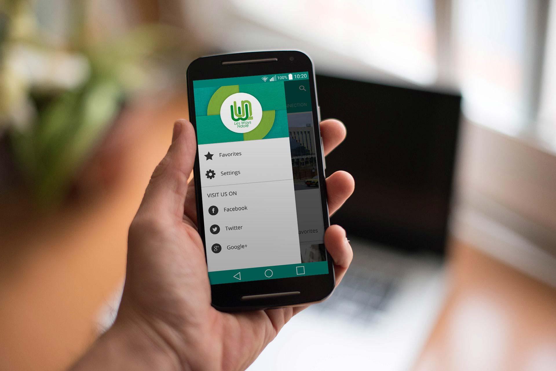 limbitech-android-ui-design