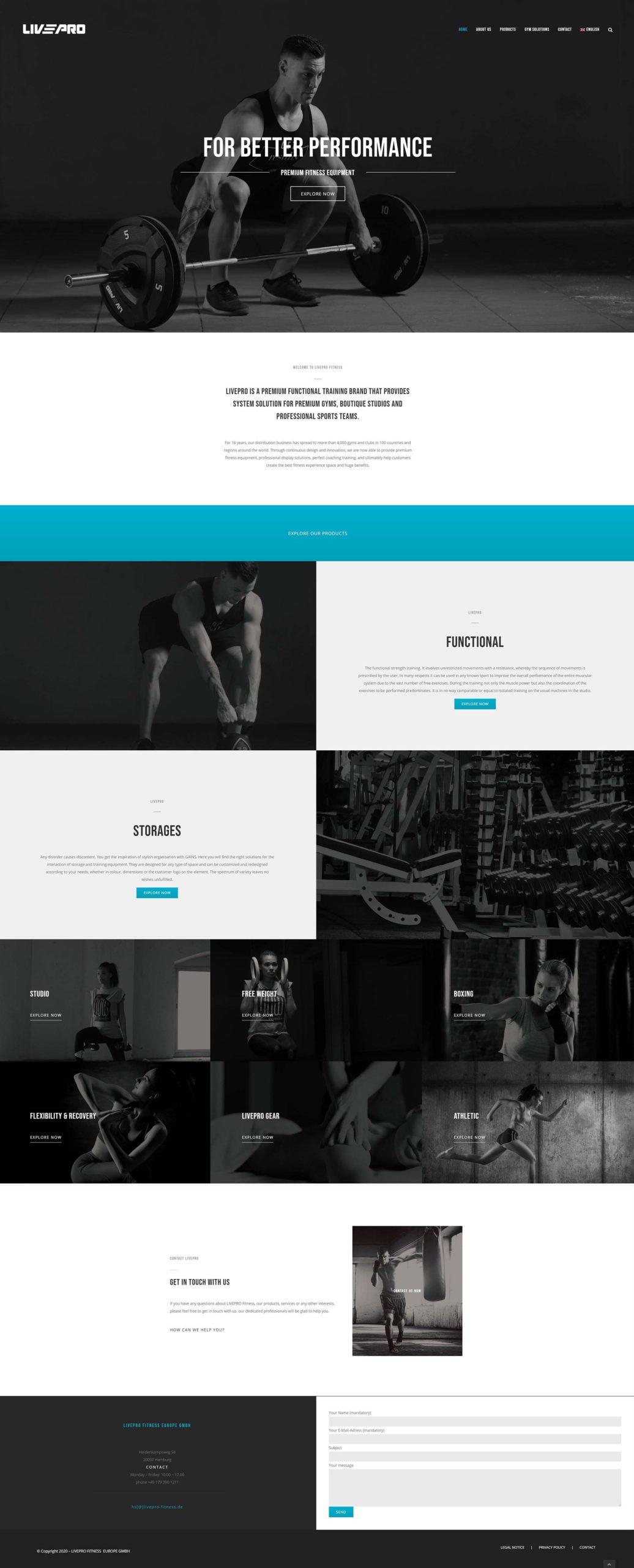 limbitech-webdesign